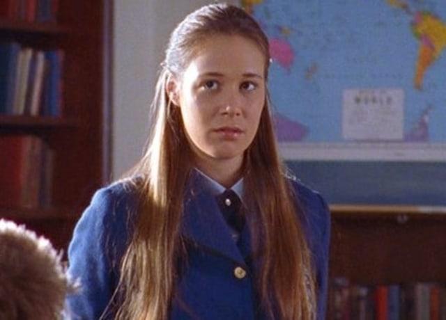 Liza as Paris on Gilmore Girls