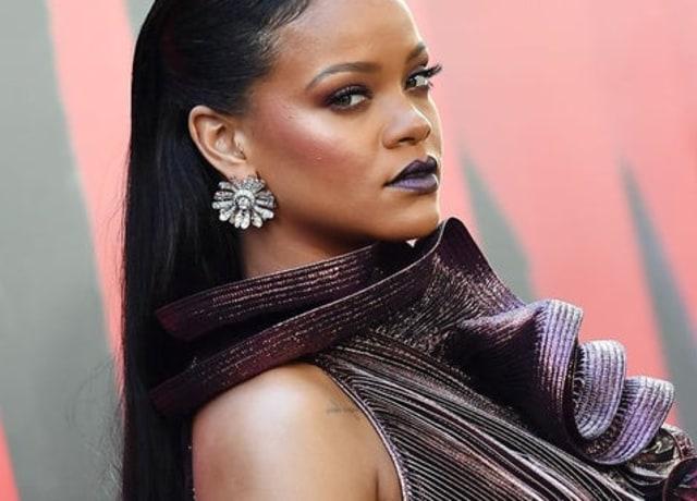 Foto da Rihanna.