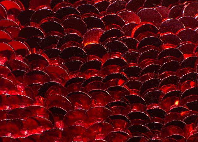 red and black stadium chairs