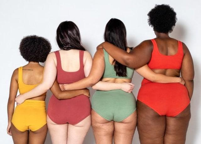 Usar lingerie nova e colorida.