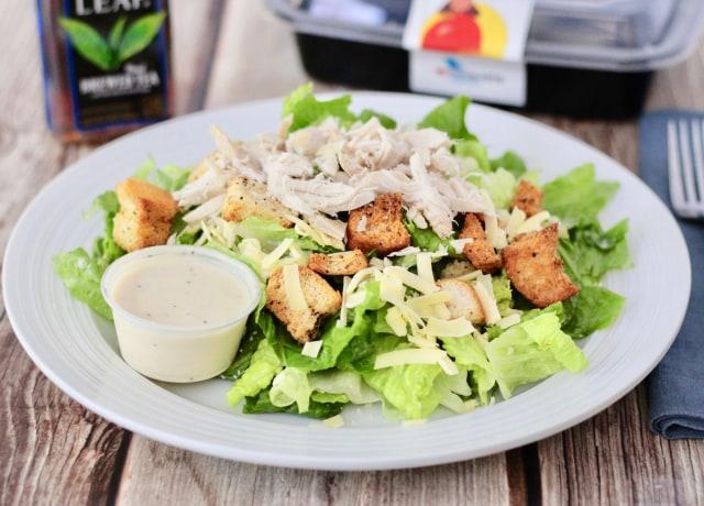 vegetable salad on white ceramic plate