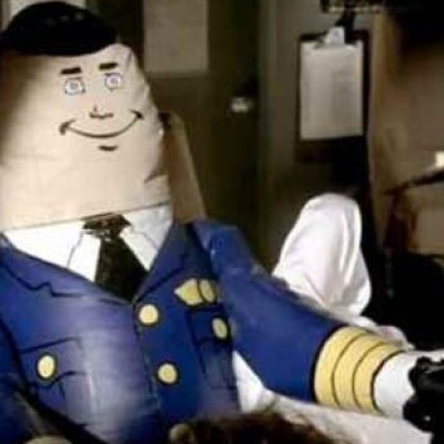Aperte os cintos o piloto sumiu