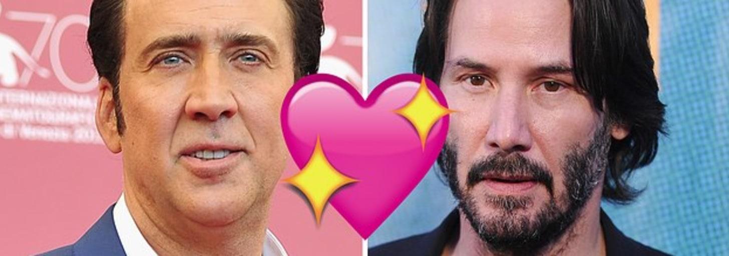 Qual esquisitão de Hollywood é a sua alma gêmea?