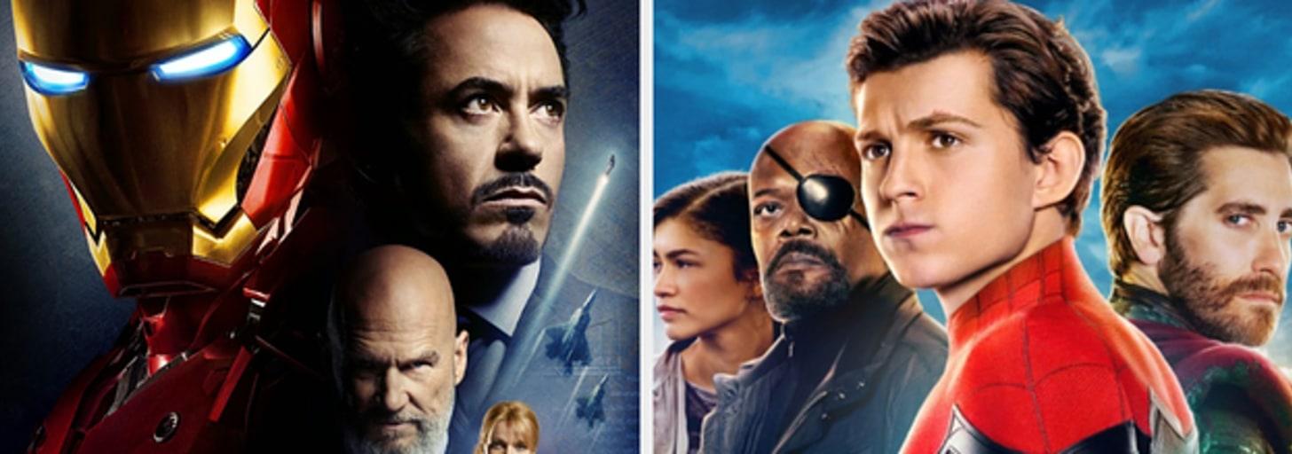 Se você já assistiu a pelo menos 18 desses filmes da Marvel, você provavelmente tem superpoderes
