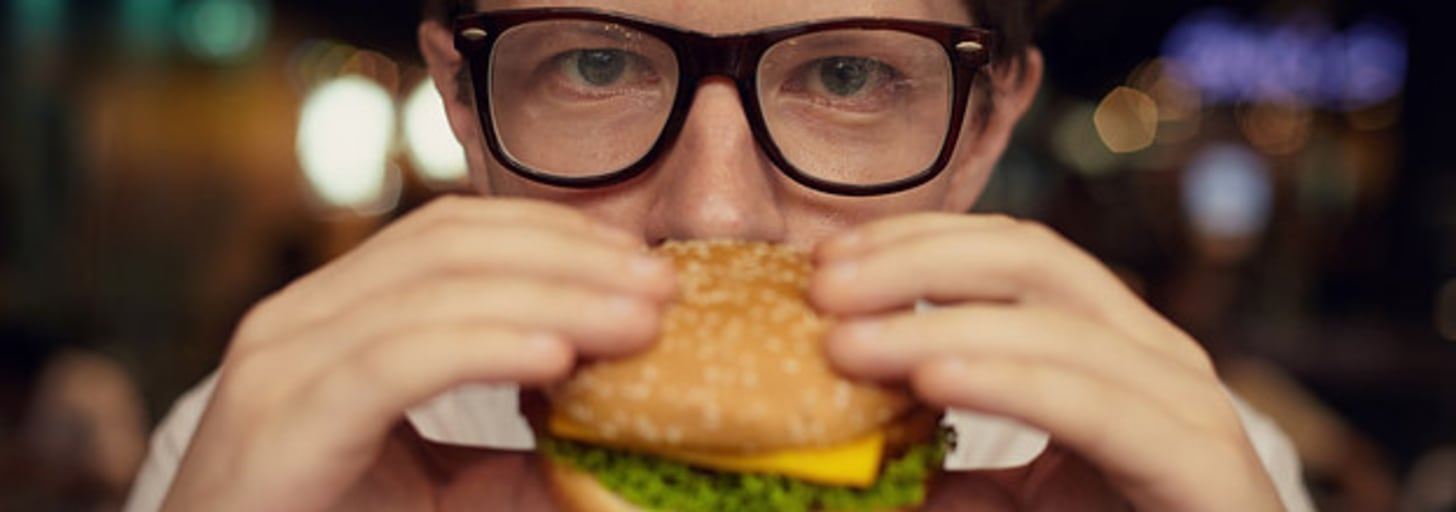 13 coisas que só quem ama hambúrguer vai entender.