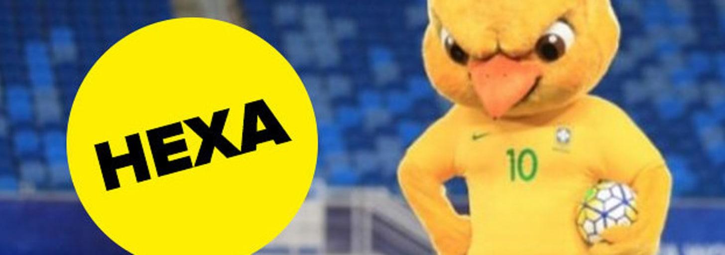 15 provas que a torcida brasileira já é hexa faz tempo
