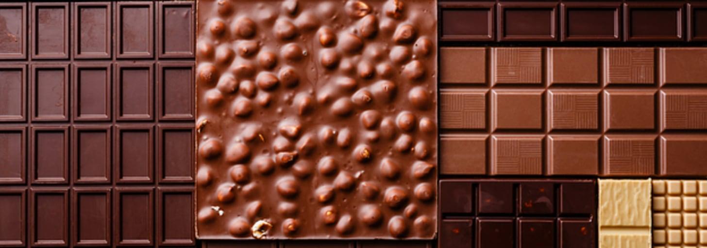 Que tipo de chocolate você é?