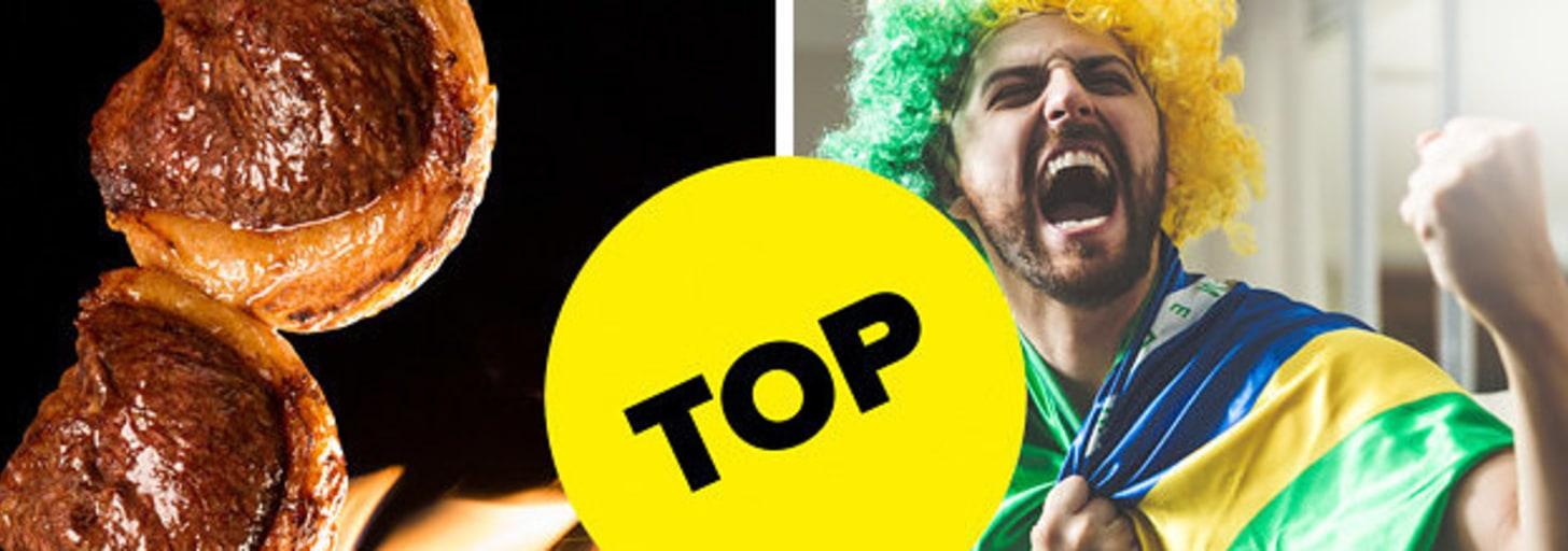 13 histórias para provar que o melhor do Brasil é sempre o brasileiro