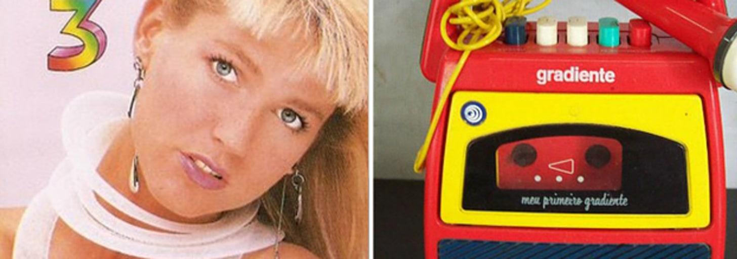 Só quem cresceu nos anos 80 e 90 já teve mais de 20 destas coisas