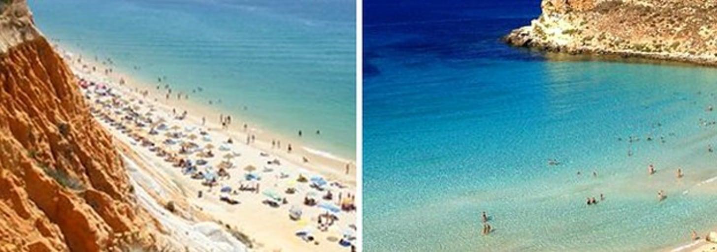 Você sabe dizer em quais países ficam as melhores praias do mundo?