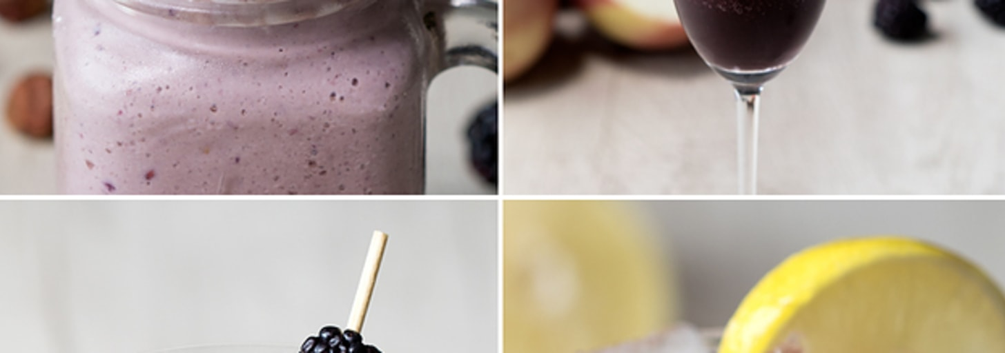 Quatro drinks inspirados nas fragrâncias de Natura Humor