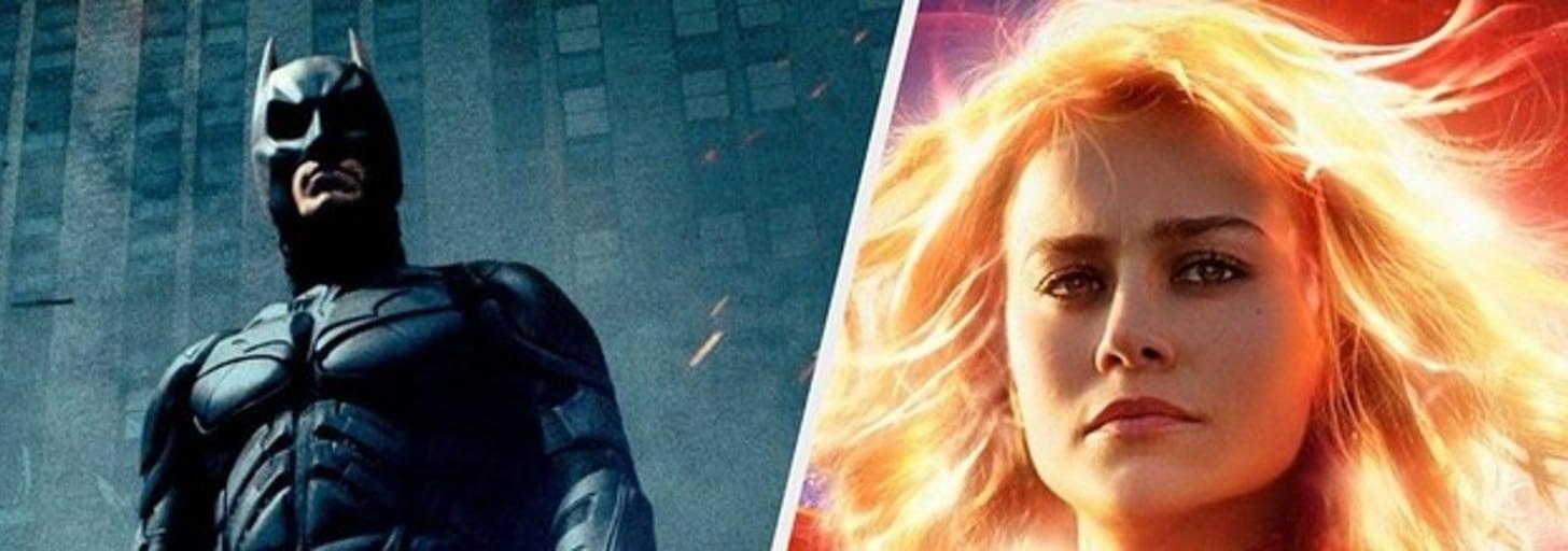 Todo mundo é um combo de um herói da DC e outro da Marvel, qual é você?