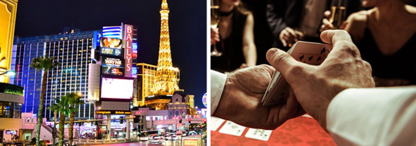 Faça esse teste e descubra o que você tem que fazer quando estiver em Las Vegas