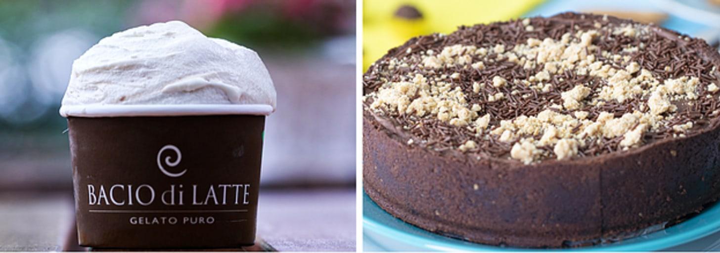 As sobremesas mais queridas da internet viraram gelato!