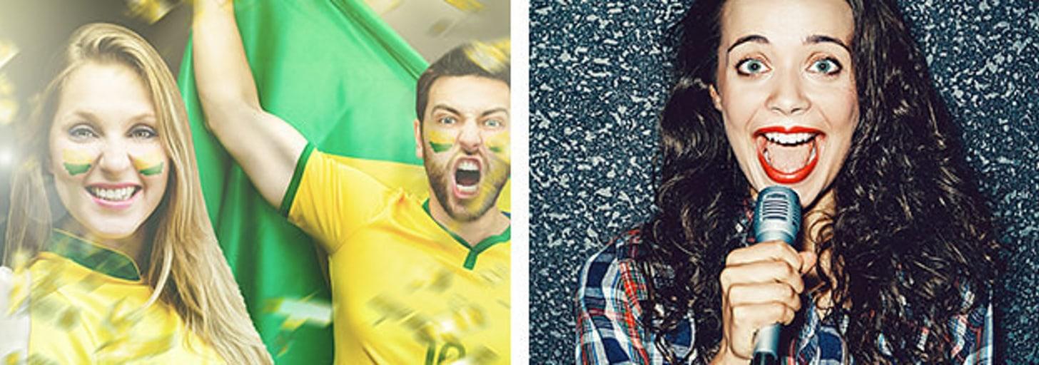 30 curiosidades sobre o mais novo hino do torcedor fanático brasileiro: Evidências