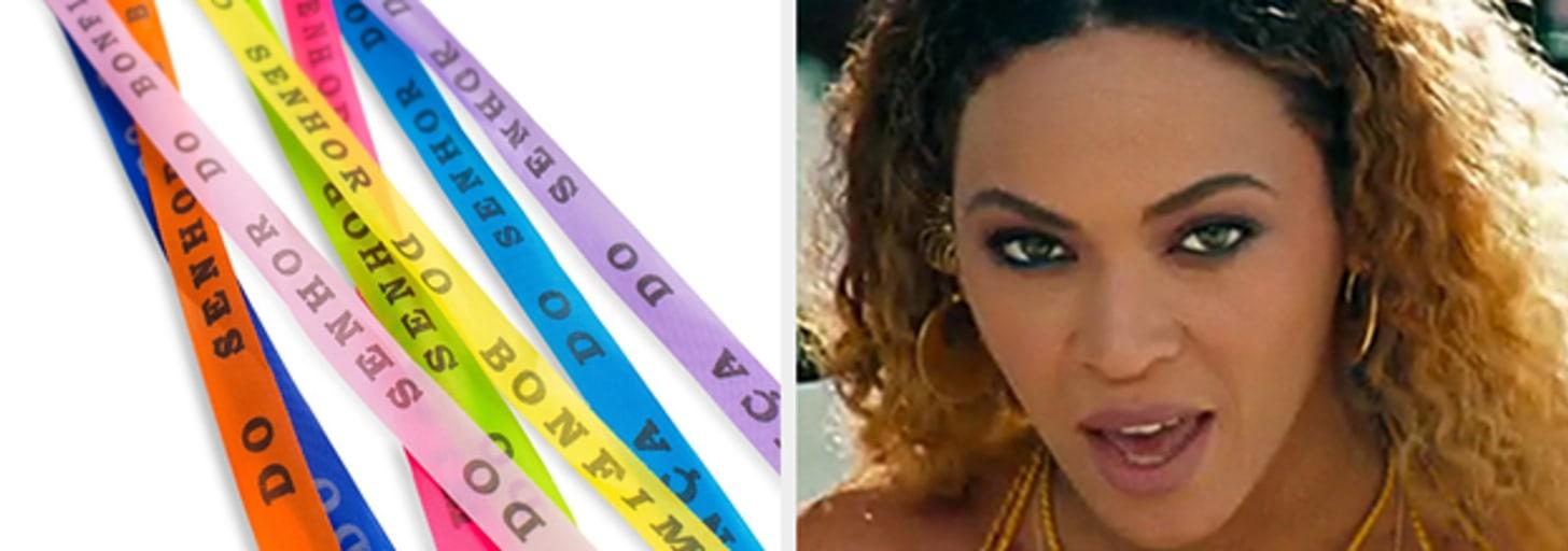 Escolha um presentinho bem brasileiro pra Beyoncé e diremos qual versão dela você é