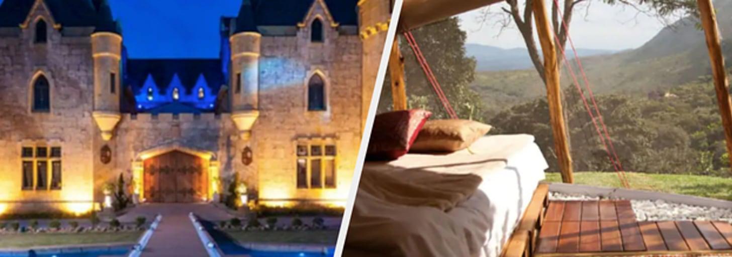 12 lugares incríveis do Airbnb para se hospedar no Brasil