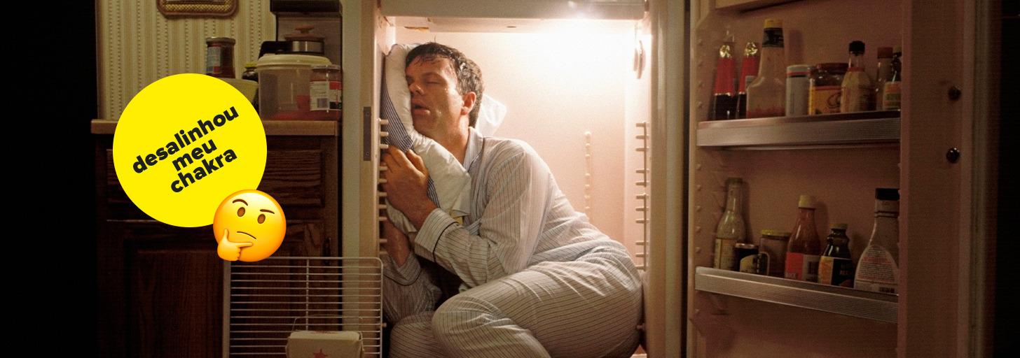 Quais desses perrengues já te obrigaram a reinventar a forma como você usa sua geladeira?