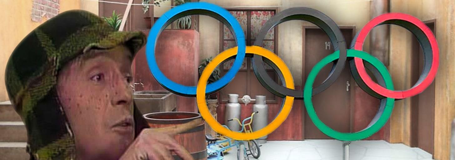 Assim seria uma Olimpíada produzida pelo SBT