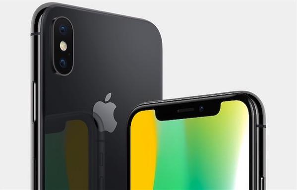 iPhone com tela verde e amarela