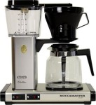 #10 rated for []: Technivorm Moccamaster Coffee Brewer (KB-741)