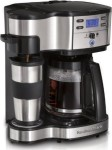 #6 rated for []: Hamilton Beach Two Way Brewer Coffee Maker 49980Z