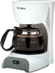 #5 rated for []: Mr. Coffee 4-Cup Coffee Maker