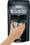#2 rated for []: Hamilton Beach BrewStation 6-Cup Coffee Maker 48274