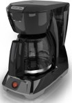 #5 rated for []: Hamilton Beach - 43602 12 Cup Coffeemaker - Black - Black