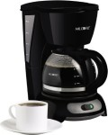 #7 rated for []: Mr. Coffee 4-Cup Switch Coffeemakers