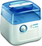 #6 rated for []: Vicks Germ Free Cool Mist Humidifier - Blue - 1 g