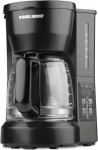 #9 rated for []: Black & Decker 5-Cup Coffee Maker with Permanent Filter