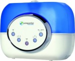 #1 rated for []: Pure Guardian 120 Hour Warm or Cool Mist Ultrasonic Digital Humidifier