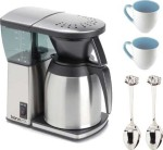 #10 rated for []: Bonavita BV1800TH 8 Cup Coffee Maker w/ Thermal Carafe + Accessory Kit