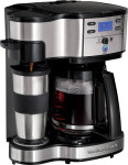 #8 rated for []: Hamilton Beach Two-Way Brewer 49980Z