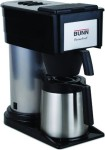 #10 rated for []: BUNN BTX ThermoFresh 10-Cup Thermal Coffeemaker