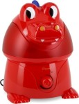 #10 rated for []: Crane Adorable Ultrasonic Cool Mist Humidifier with 2.1 Gallon Output per Day - Dragon
