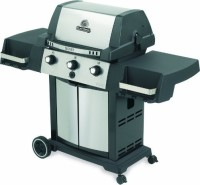 #2 rated in with good temp control: Broil King 986554 Signet 20 Liquid Propane Gas Grill, scored 95/100