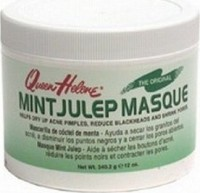 #1 rated in pores, claims vs reality: Queen Helene The Original Mint Julep Masque, 12 oz, scored 97/100