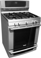 #2 rated in quality: Electrolux Freestanding Gas Convection Range, scored 88/100