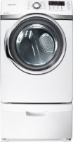 #3 rated in stylish: Samsung 7.4 Cu. Ft. 13-Cycle Ultra-Large Capacity Steam Electric Dryer, scored 90/100