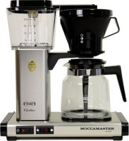 #5 rated in 10-cup: Technivorm Moccamaster Coffee Brewer (KB-741), scored 95/100