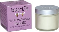 #3 rated in pleasant fragrance: Burt's Bees Pore-Refining Mask, 1 oz, scored 84/100