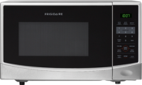 #1 rated in powerful: Frigidaire 0.9 Cu. Ft. Countertop Microwave Oven, scored 100/100