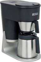#1 rated in large: BUNN 10-Cup Thermal Coffee Maker, scored 98/100