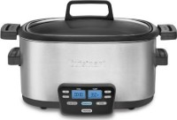 #2 rated in 6 quart: Cuisinart Cook Central 6-Quart 3-in-1 Multicooker, scored 85/100