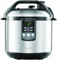 #1 rated in breville: Breville 6-Quart Fast-Slow Cooker, scored 82/100
