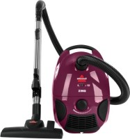 #5 rated in bissell: BISSELL 4122 Zing Bagged Canister Vacuum, scored 85/100