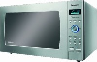#5 rated in built in: Panasonic 2.2 Cu.Ft. Genius Prestige Countertop/Built-in Microwave Oven, scored 80/100