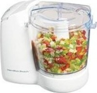 #5 rated in easy to clean: Hamilton Beach FreshChop Food Chopper 72600, scored 87/100